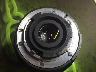 Nikon 24-120 F3.5-5.6D