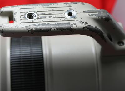 佳能EF   400MM   1:2.8  L  IS  U