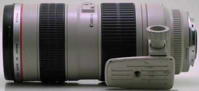 CANON  EF  70-200/2.8  L  USM小