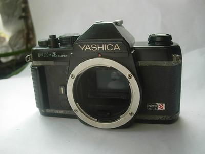 雅西卡FX3单反相机
