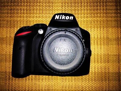 99新尼康(Nikon) D3200 单反 单机身,行货带票
