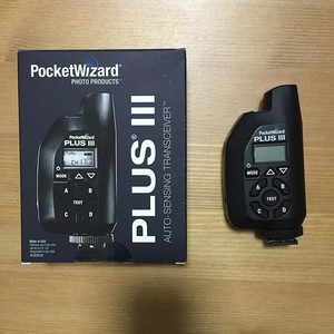 普威三代引闪 PocketWizard PLUS III
