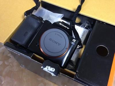 索尼 SONY A7S