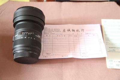 佳能口 适马12-24mm f/4.5-5.6 EX DG