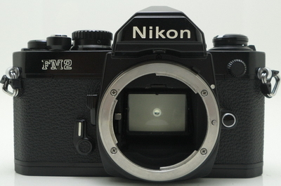 NIKON FM2 黑色钛帘胶片相机可出租B-446