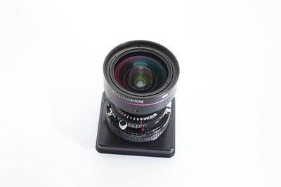alpa原厂HR 28mm镜头