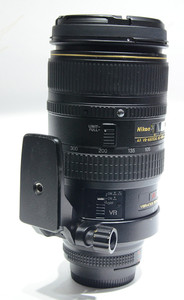。。。尼康AF VR80-400mm f/4.5-5.6D