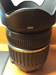 腾龙18-200mm镜头 F3.5-6.3尼康卡口