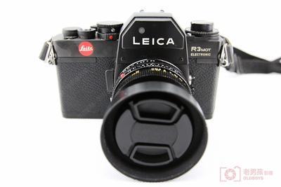 徕卡Leica R3 Mot 135胶片单反套机带徕卡R35 2.8镜头配原装皮套