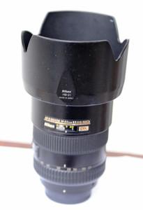 尼康17-55/2.8 G DX镜皇