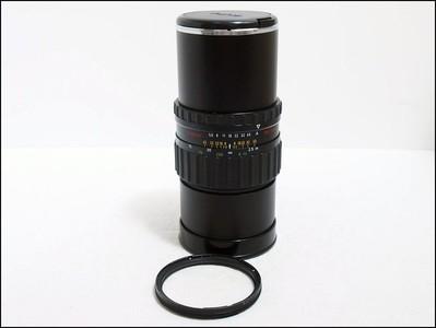 禄来 Rollei 250/5.6 PQS HFT 长焦镜头 带原厂UV 好价格