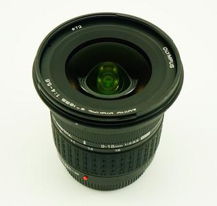 奥林巴斯 ZUIKO DIGITAL 9-18mm f4-5