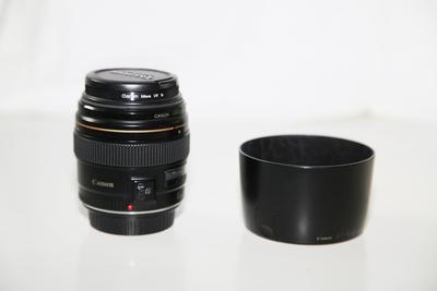 佳能85/1.8  MM定焦镜头