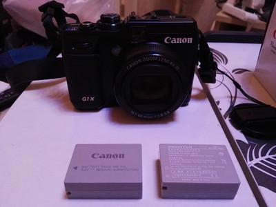 低价转让国行代发票 佳能G1X相机