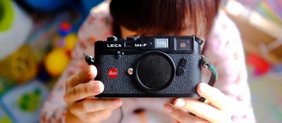 leica 徕卡 M4-P 胶片 M4P 性价比绝对高,相机