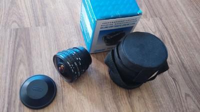 别列卡鱼眼8mm f3.5宾得口