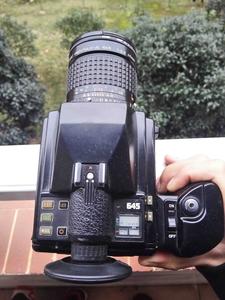 宾得 645 一代 胶片相机 中画幅。a45 2.8 和a1
