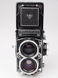 Rolleiflex Distagon 55/4 广角双反名