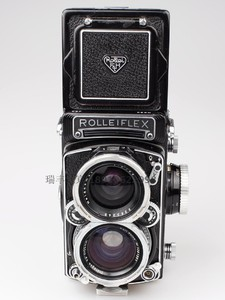Rolleiflex Distagon 55/4 广角双反名