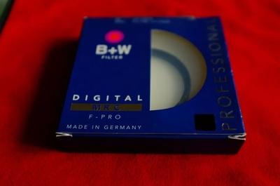 B+W 55mm UV