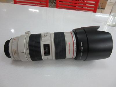 佳能EF70-200mm F2.8lL IS USM镜头