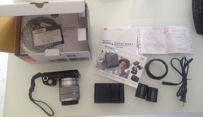 Sony nex 5N套机+wesley 33 1.6