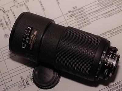 尼康80-200 f2.8 二代 小钢炮