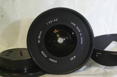35毫米f3.5 - 18
