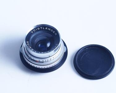 福伦达 珠戒35mm/3.4