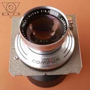 镜间名录  林选tele-artonF5.5带对号对焦刀前后  B-06