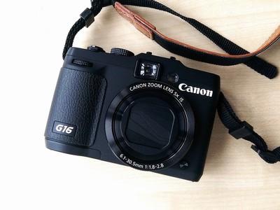 佳能G16  PowerShot G16