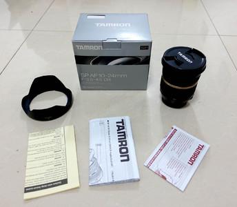 Tamron/腾龙 10-24mm/F3.5-4.5 超广角