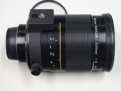 尼康 Nikon New 500 F8 Micro 折返镜头
