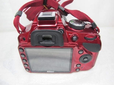 尼康(Nikon) D3200 单反相机套机(AF-S DX