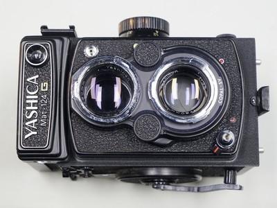 雅西卡 Yashica 124G 相机(6X6 120相机)