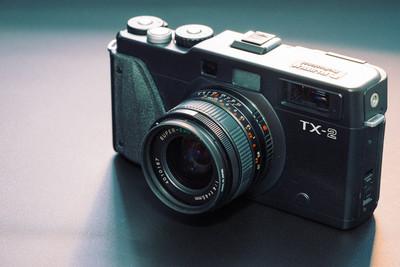 富士 FUJIFILM TX-2+45mm+90mm XPA