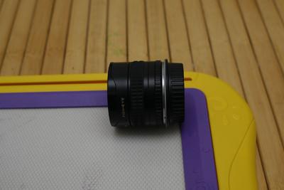 泽尼特16mm鱼眼镜头