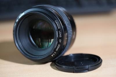 EF 50mmf/1.4 USM   标准定焦镜头
