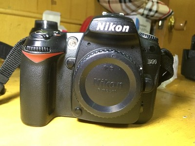 D90,18-105套机,17-55镜头