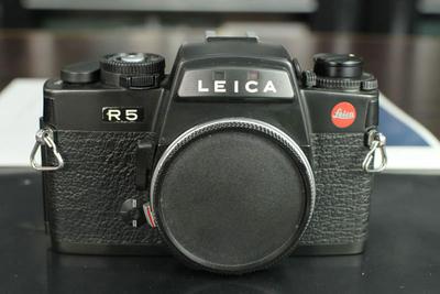徕卡 R5单机身 135胶片机 胶片单反相机