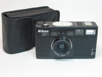 尼康 28TI 黑色 胶片机 (NO:4544)