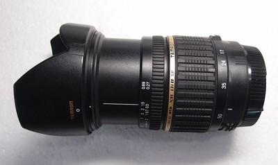 腾龙日产17-50/2.8 二代镜头 A16 佳能口支持验货