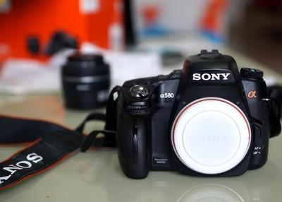 索尼A580 DT501.8