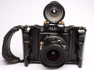 阿尔帕 12WA带原厂专用APO48/5.6镜头+原厂取景器