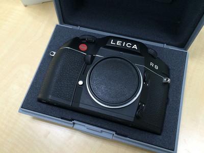 白菜价转让97新 徕卡 Leica/徕卡 R8 黑色机身,有