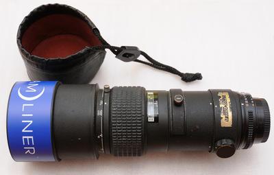 Nikkor AF 300mm F4 IF-ED