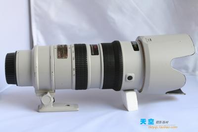 尼康 nikon AF-S 70-200mm/2.8 G E