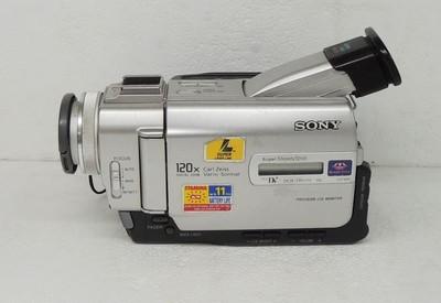 索尼DCR-TRV11E 磁带DV支持验货