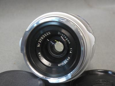 95新 蔡司 Contarex 35 4 F4 经典牛眼镜头
