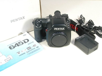 宾得 Pentax 645D
